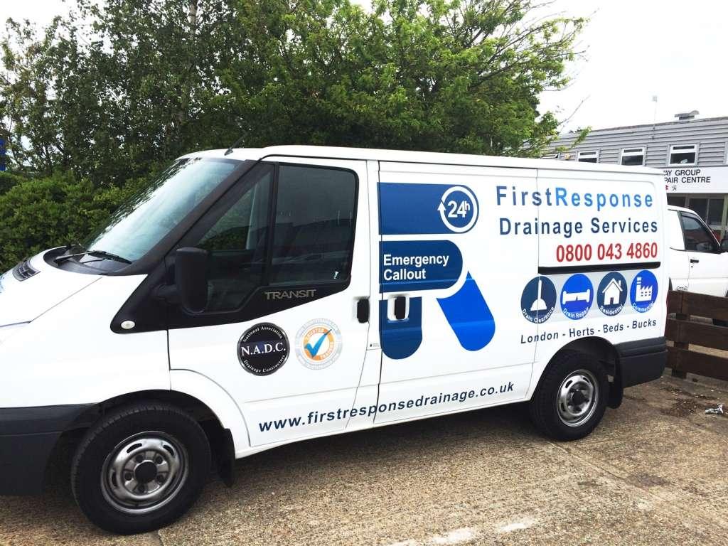 First Response Van